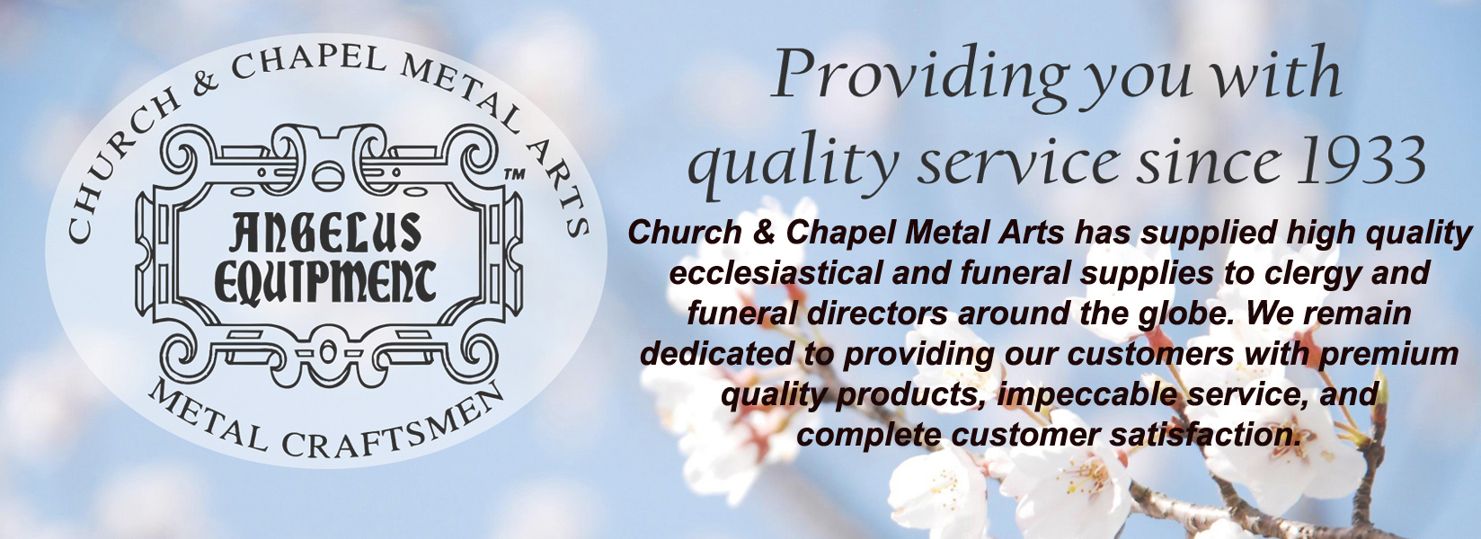 Church & Chapel - Chapel Furniture | Funeral Home Supplies